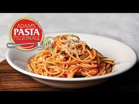 Spaghetti Napolitana - San Remo