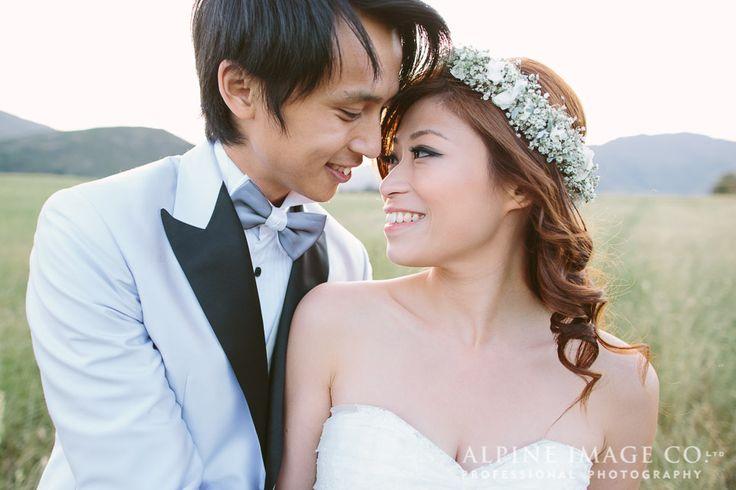 Wedding Hair, Bridal Hair, Wanaka Wedding, Pre-Wedding Shoot, Destination Wedding, Wanaka wedding photography by @alpineimageco, wedding planner - Boutique Weddings New Zealand