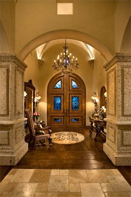 exciting dc ranch residence hallway interior design idea scottsdale az | 1042 best Beautiful Entry images on Pinterest | Interior ...