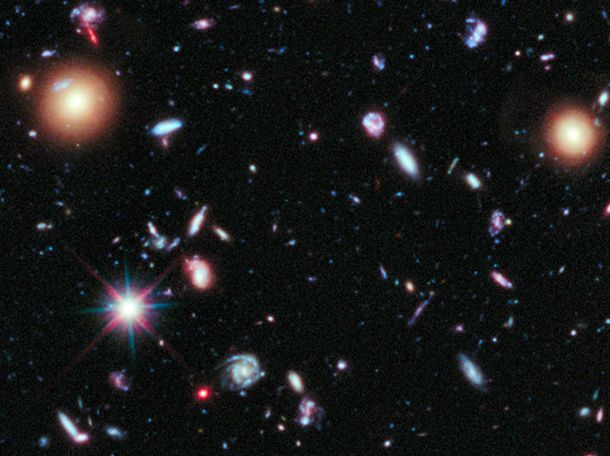 Astronomers using the Hubble Space Telescope have created the deepest multi-color* image of the Universe ever taken