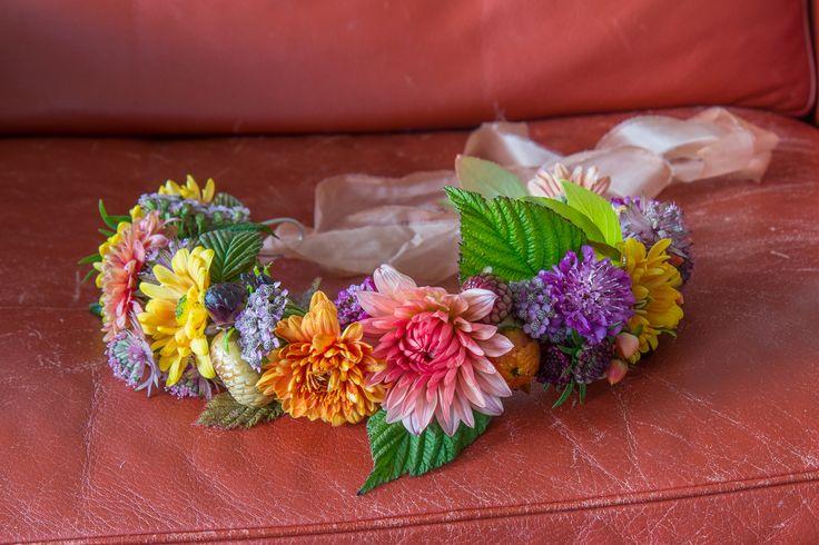 Flower crown Oct 2016
