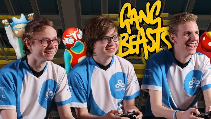C9 LoL Plays Gang Beast  HyperX Moments https://youtu.be/7R8rZbDUMqg?t=2m25s #games #LeagueOfLegends #esports #lol #riot #Worlds #gaming