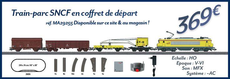 LE TRAIN PARC DE MARKLIN