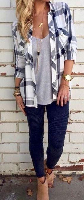 43e2b3713891 20 Ways to Wear Plaid Without Looking Like A Lumberjack