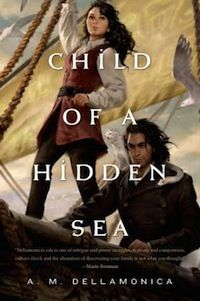 A Non-Comprehensive-But-Awesome Accounting of Your Favorite Books of 2014 | Child of a Hidden Sea—A.M. Dellamonica