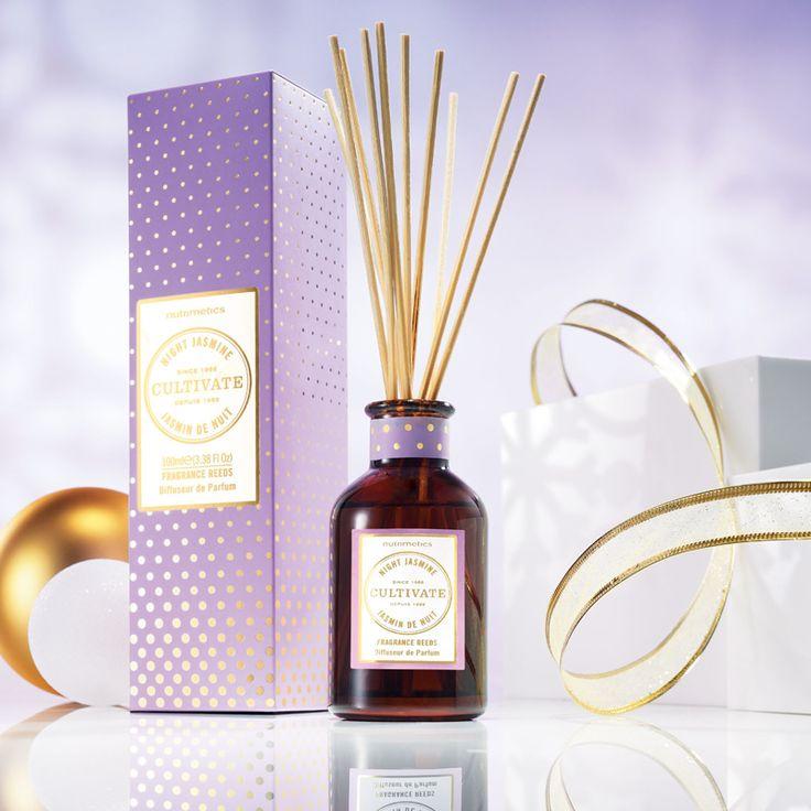 Cultivate Night Jasmine Fragrance Reeds 100ml