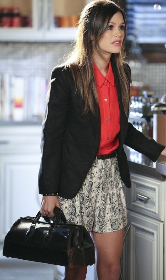 Again, love that this skirt can be paired with a wide variety of tops and in every season.