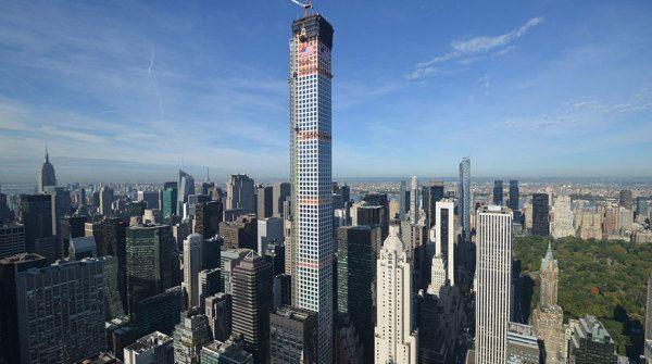 Il grattacielo residenziale più alto d'America