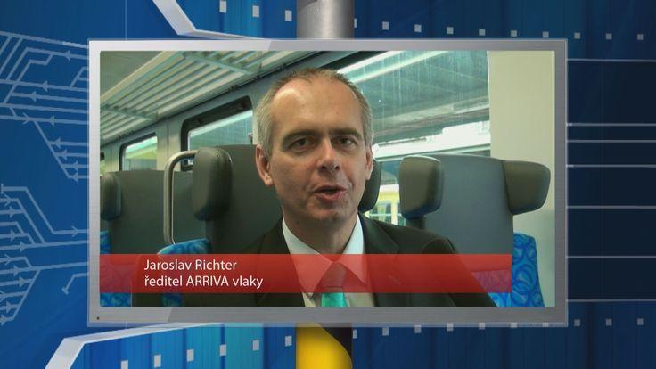 Generální ředitel ARRIVA vlaky