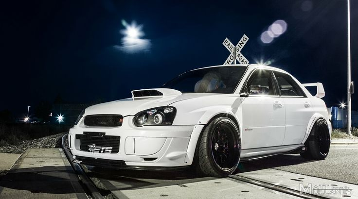 2005 Modified Subie WRX STI
