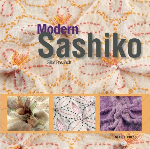 Modern Sashiko: Beautiful embroidery combing the modern with the traditional by Silke Bosbach,http://www.amazon.com/dp/178221061X/ref=cm_sw_r_pi_dp_Ep8Gtb1GHE3WSWY4