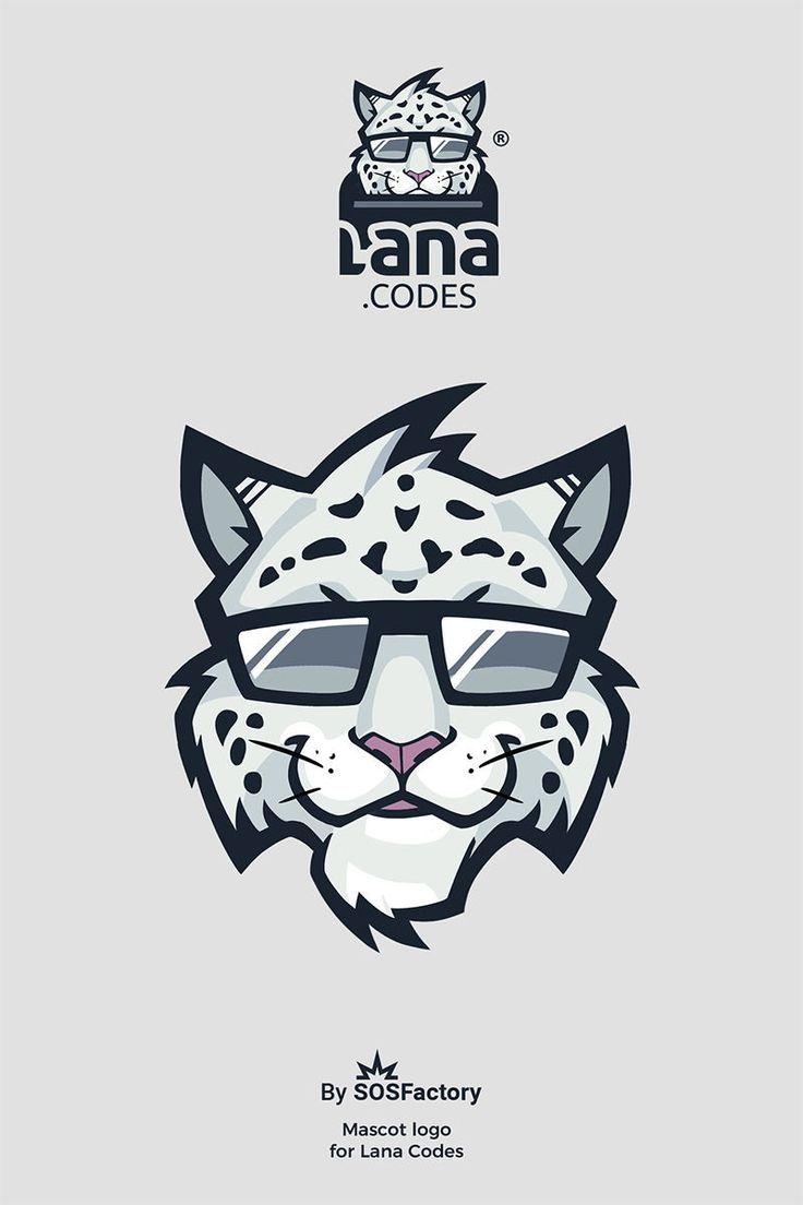 Cartoon Logo Design For Fun Brands Sosfactory Pet Logo Design Cartoon Logo Cat Logo Design