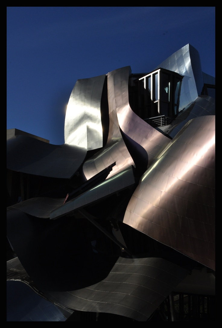 Hotel Marques de Riscal/Gehry