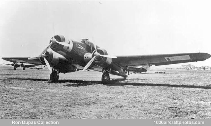 Savoia-Marchetti SM.79T Sparviero