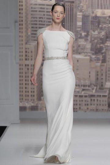 Los vestidos de novia de Rosa Clará