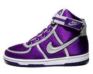 Nike Shoes For Women High Tops Purple