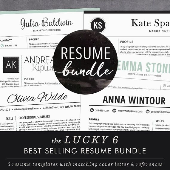 21 Best Images About Resume Design