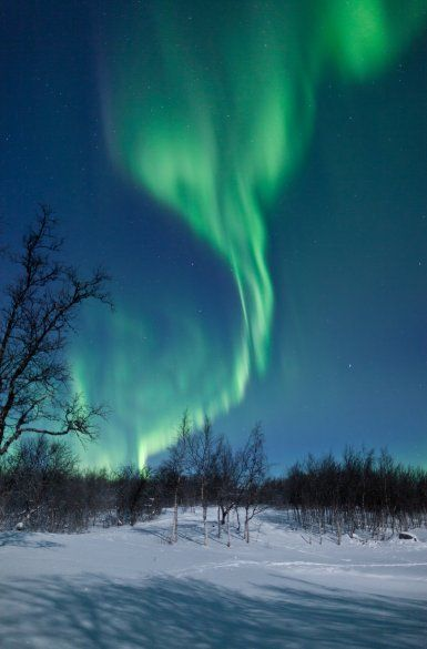 Norvégia, a sarki fény otthona