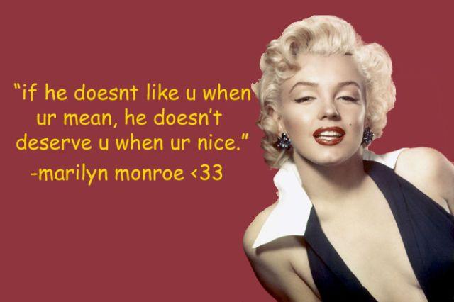 marilyn monroe quote ldquo i - photo #22