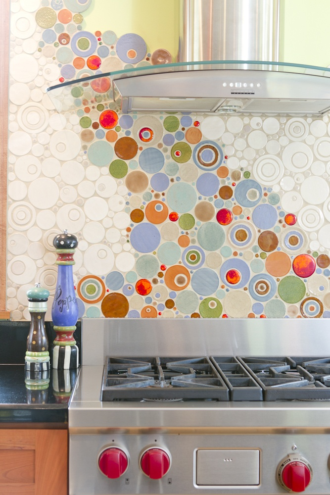 Kitchens - Mercury Mosaics