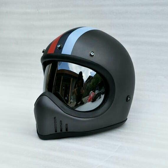 Coffee Racer Custom Vintage Racer Helmet 2020 ヘルメット ペイント ヘルメット
