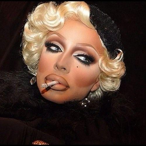 Makeup Fashion Photography | Stunning drag, Raven