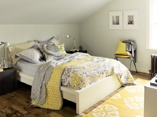 Soothing Grey And Yellow Bedrooms   Bing Images Part 77