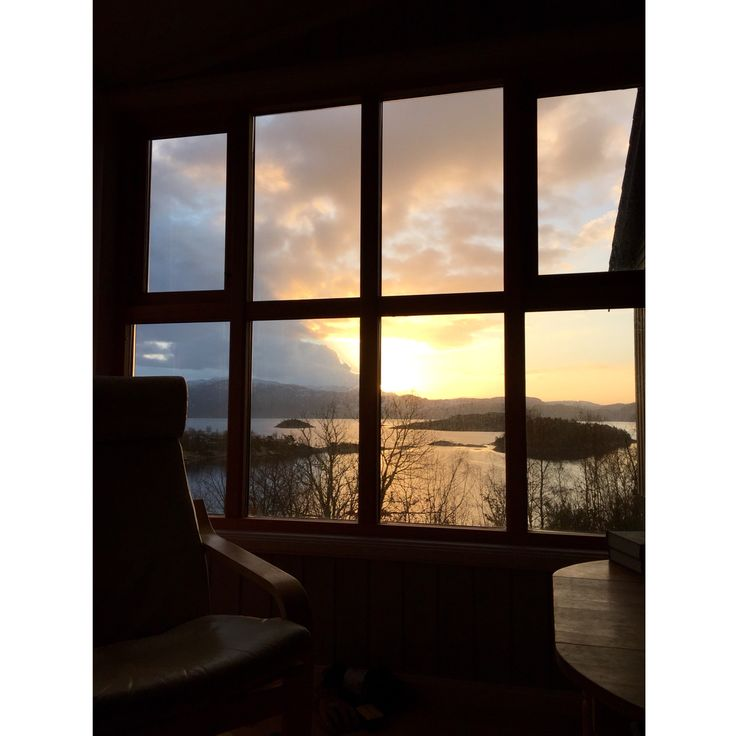 Winter mornings - Sør Bokn, Norway