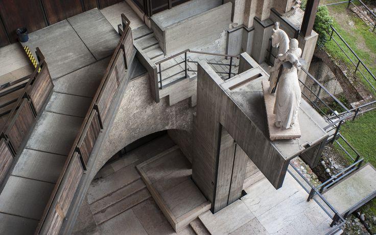 Museo civico di Castelvecchio, Carlo Scarpa
