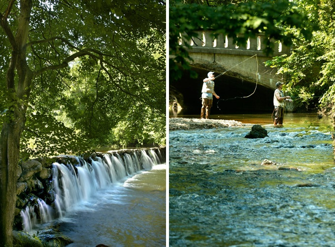 16 best images about delaware county pa on pinterest for Best fishing in pa
