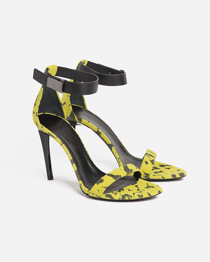 Proenza Schouler Heel Detail w PS 1 Detailing