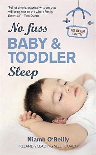 No fuss baby & toddler sleep