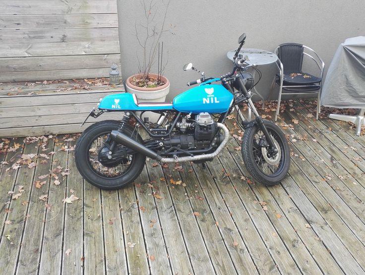 Moto Guzzi V65 PG NIL Edition