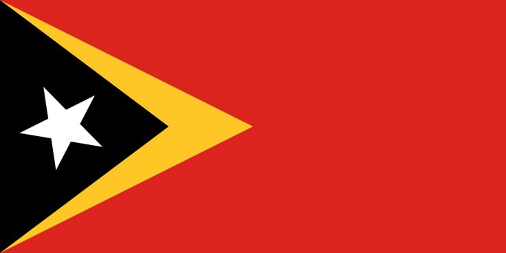 Flag of East Timor - East Timor - Wikipedia, the free encyclopedia