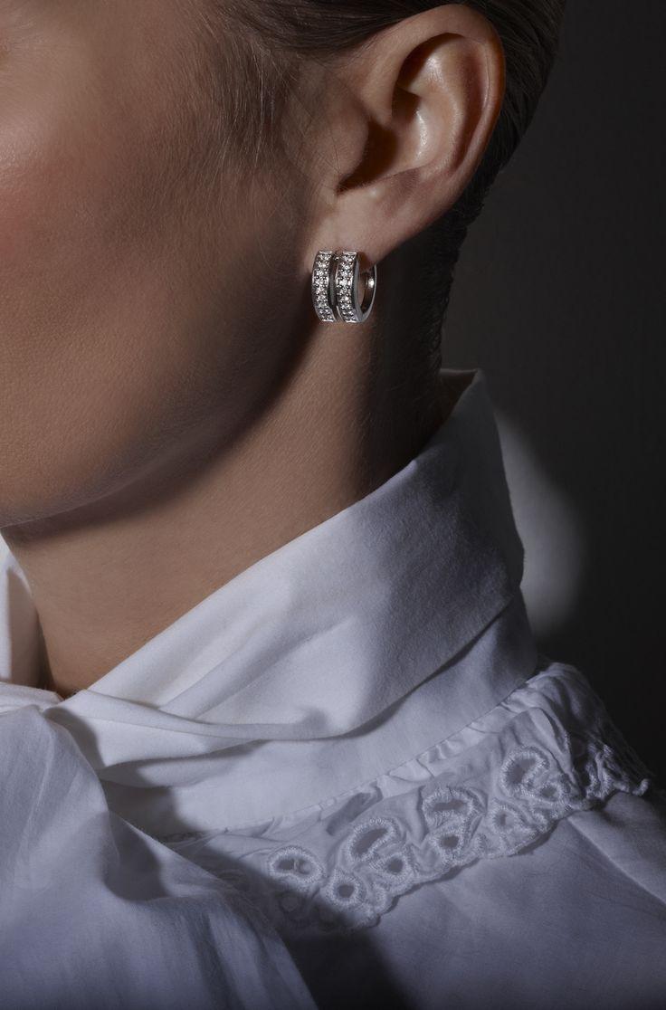 Double Earring by MADS TROLLE COPENHAGEN