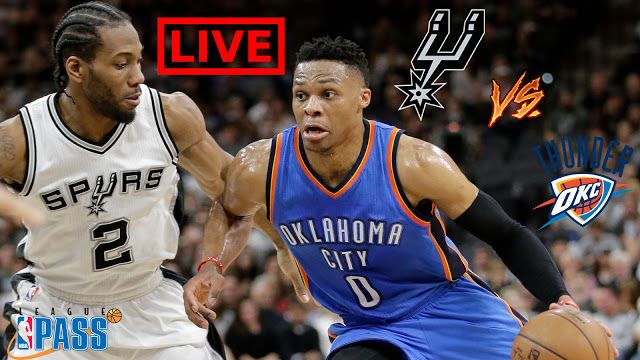 Watch online Oklahoma City Thunder vs San Antonio Spurs live streaming for free. The best place to find a live stream to watch the match ...