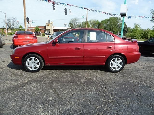 Used 2004 Hyundai Elantra GLS for sale at Krug Auto Sales in Beavercreek, OH for $2,995. View now on Cars.com.