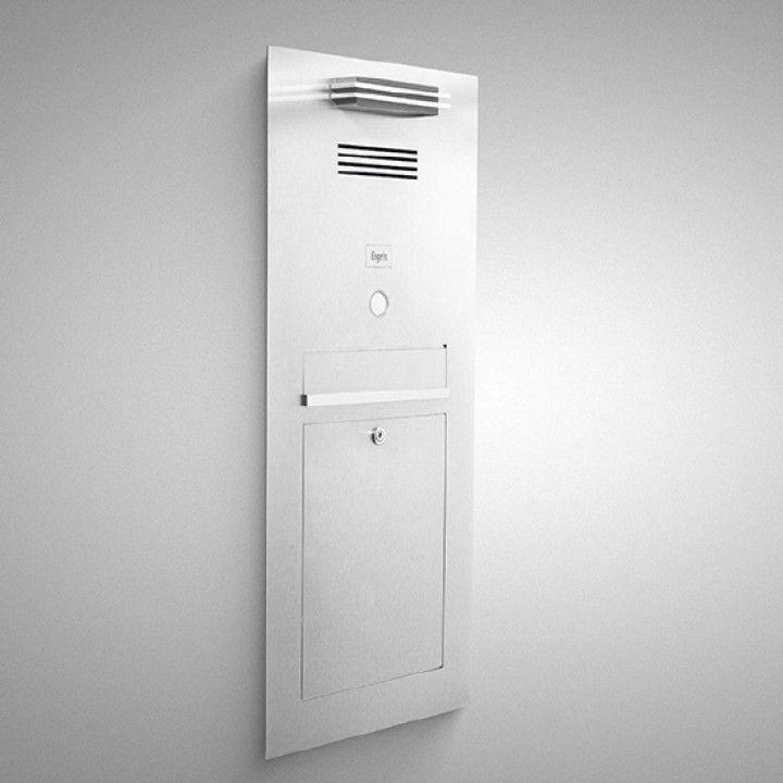 die besten 25 namensschild briefkasten ideen auf pinterest namensschilder metall diy. Black Bedroom Furniture Sets. Home Design Ideas