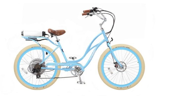 Love these Electric Bikes