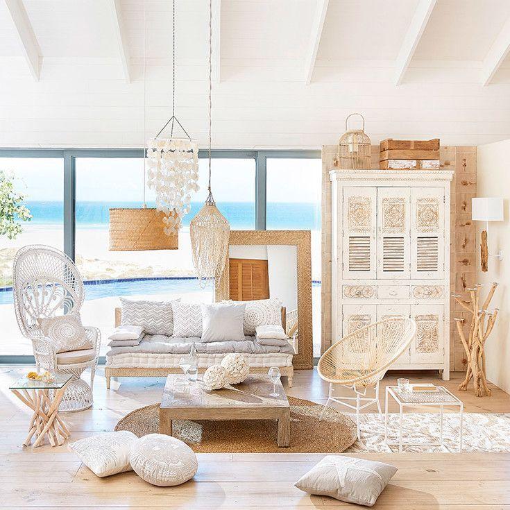 fabulous muebles y decoracin de interiores u extico maisons du monde with fauteuil acapulco. Black Bedroom Furniture Sets. Home Design Ideas
