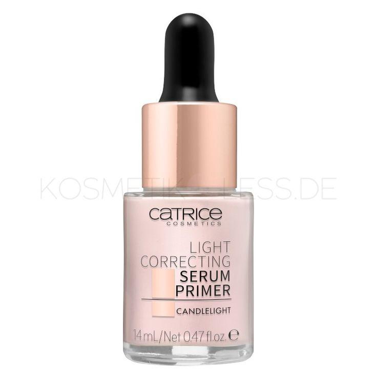 Catrice Light Correcting Serum Primer - Candlelight