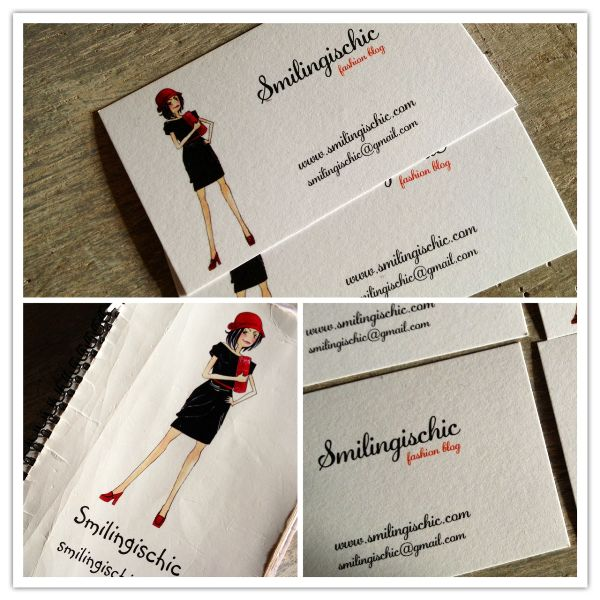 fashion business card design | Cards Designs Ideas
