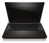 Lenovo G580 15.6-Inch Laptop (Dark Brown IMR/Metal)