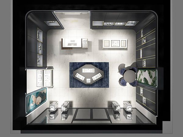 Jewelry Store Floor Plan Jewelry Store Business Plan With Images