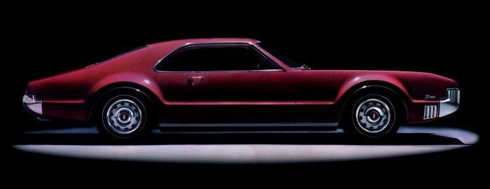 Oldsmobile Toronado, GM's most ground-breaking production car, turns 50-10-14-2015