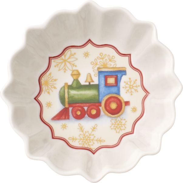 Toy's Fantasy - miska Vláčik, malá - Villeroy & Boch