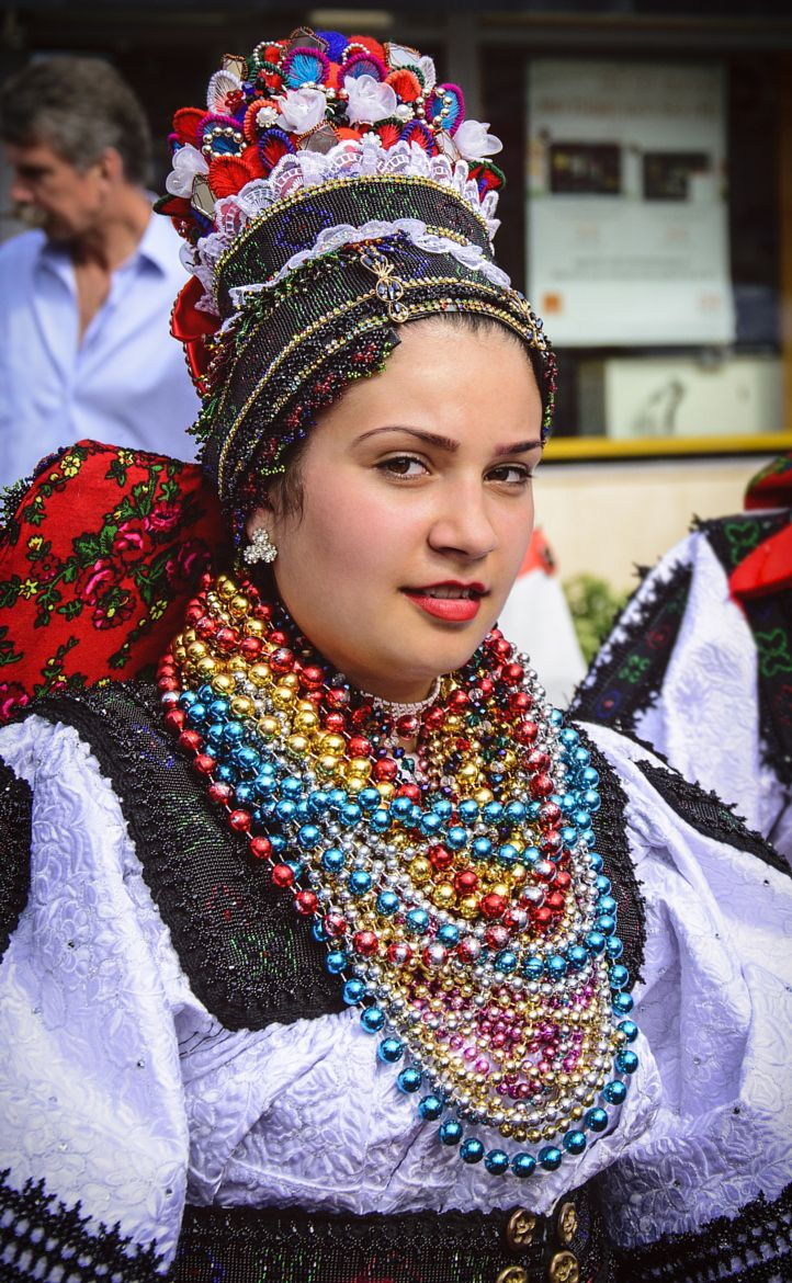 Photograph In Romanian Folk Costume by Gyárfás Csomai on 500px