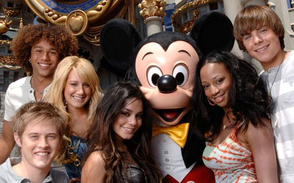 High School Musical e Mickey s2