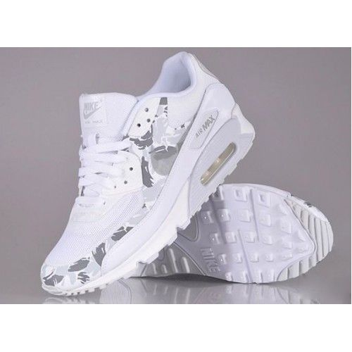 Nike Air Max 90 Hyperfuse Reflective Camo Mens Shoes & Trainers Cheap UK