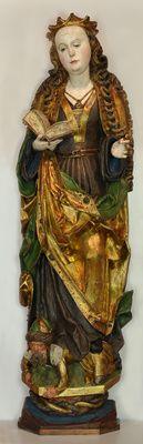 Heilige Katharina aus Zeitz